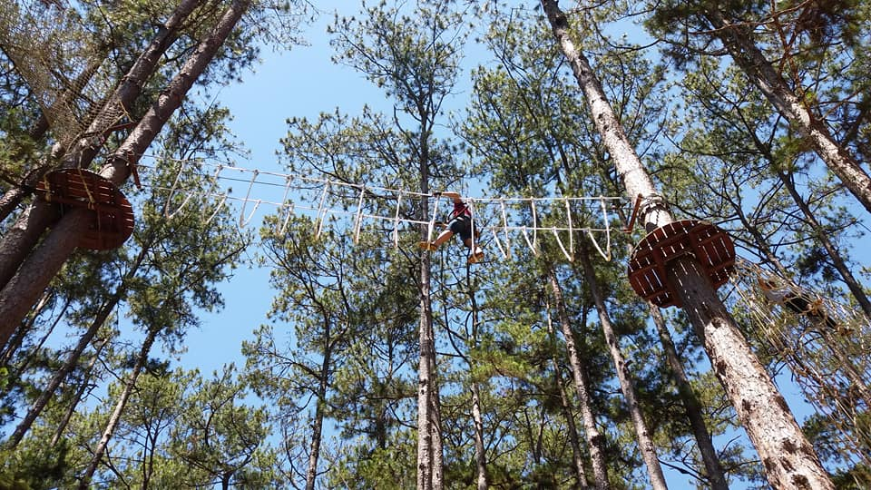High Rope Course Datanla